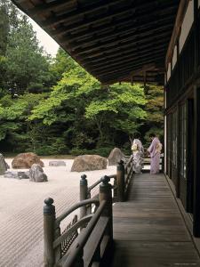 Kongobuji, Mt. Koya Monastery, Koya San, Japan by Demetrio Carrasco
