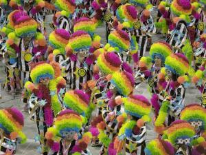 Rio Carnival, Rio De Janeiro, Brazil by Demetrio Carrasco