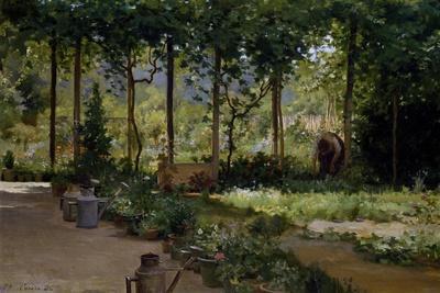 Garden (Summer), 1879