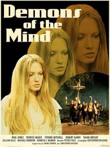 Demons of the Mind 1972 (Yellow)