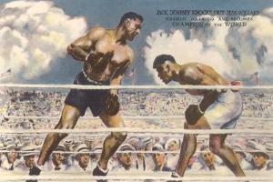Dempsey-Willard Fight, 1919