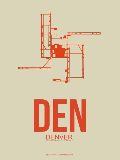 Den Denver  Poster 2-NaxArt-Art Print