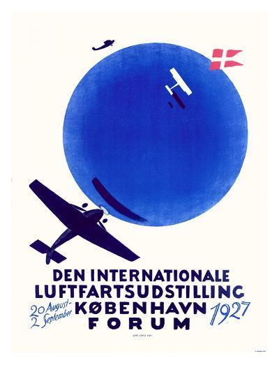 Den Internationale Luftfartsudstilling--Giclee Print
