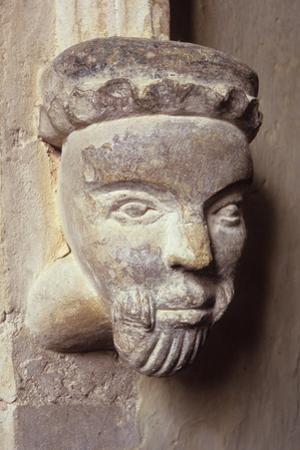 Church Carving by Den Reader