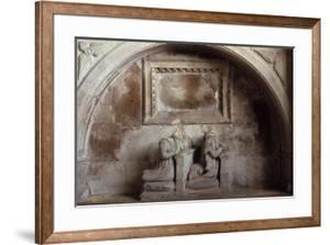 Church Tomb by Den Reader