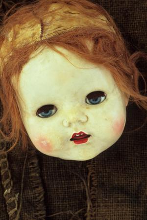 Doll Head On Sack