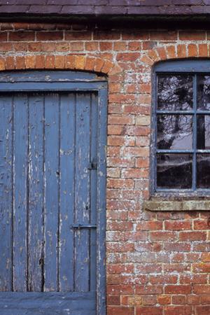 Old Orange Brick by Den Reader