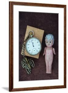 Toy Doll and Watch by Den Reader