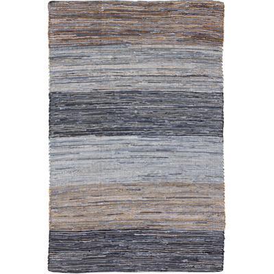 Denim Area Rug - Mocha/Slate 5' x 8'