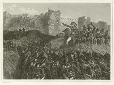 Last Assault of Saint-Jean D'Acre