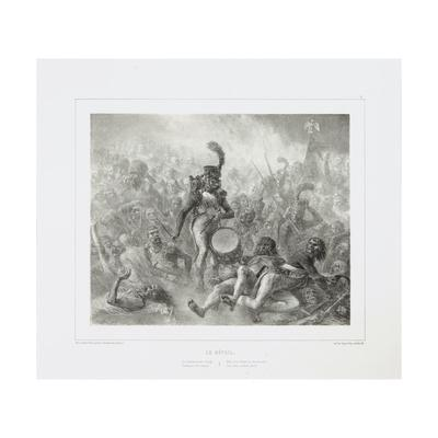 The Drum Waking the Dead Soldiers, 1842