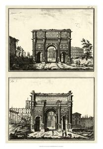 The Arch of Constantine by Denis Diderot