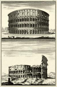 The Colosseum by Denis Diderot
