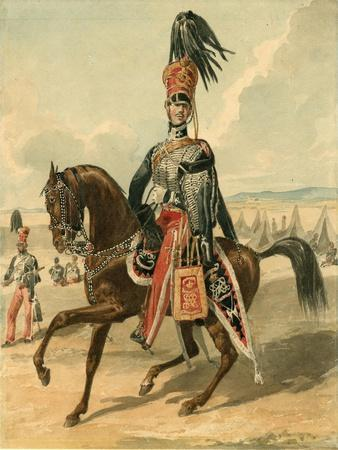 15th the King's Hussars, 1825