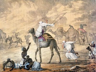 'A Sand Wind on the Desert', 1821