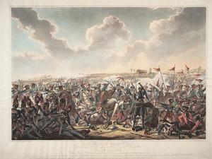 Battle of Waterloo, 1815 by Denis Dighton