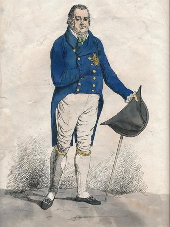 'Louis 18th', 1814