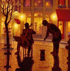 Aux Premieres Loges II by Denis Nolet