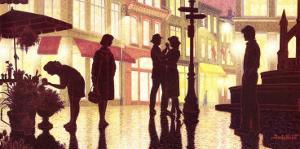 Fleurs et Tango by Denis Nolet