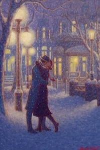 Luminescense I by Denis Nolet