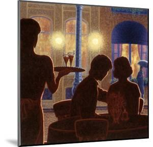 Piano Bar I by Denis Nolet