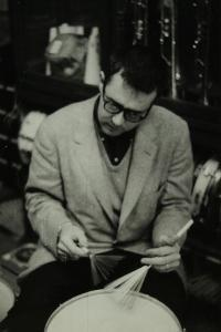 Joe Morello, Drummer with the Dave Brubeck Quartet, 1950S by Denis Williams