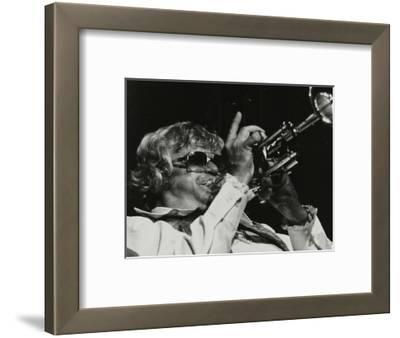 Maynard Ferguson Playing the Trumpet