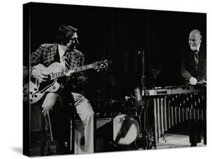 Tal Farlow (Guitar) and Red Norvo (Vibraphone), Performing at Wallingford, Oxfordshire, 1981 by Denis Williams