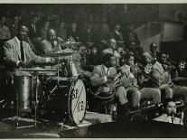 The Count Basie Orchestra in Concert, C1950S-Denis Williams-Photographic Print