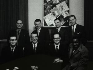 The Dave Brubeck Quartet, Bristol, 1958 by Denis Williams