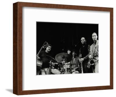 The Jj Johnson Quintet at the Hertfordshire Jazz Festival, St Albans Arena, 4 May 1993: Rufus Reid