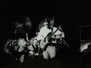 Weather Report in Concert at Colston Hall, Bristol, October 1977 by Denis Williams