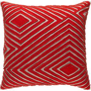Denmark Down Fill Pillow - Paprika