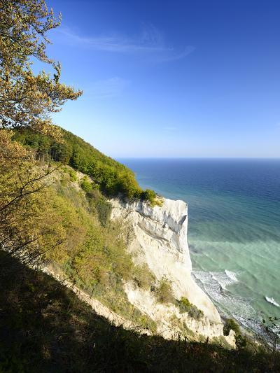 Denmark, Island M¿n, the Chalk Rocks of M¿ns Klint-Andreas Vitting-Photographic Print
