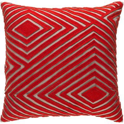 Denmark Pillow Cover - Paprika