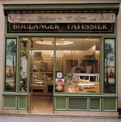 Boulangerie by Dennis Barloga