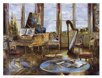 La Lezione de Musica
