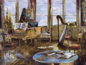 La Lezione de Musica by Dennis Carney