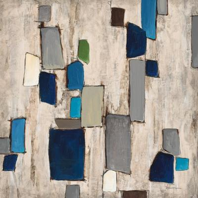 Blue Squared by Dennis Dascher