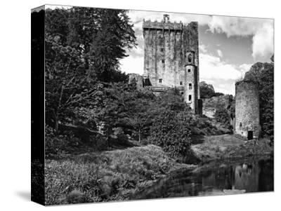 Ireland, Blarney. View of Blarney Castle