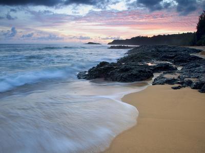 Secret Beach, Kauai, Hawaii, USA