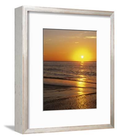 Sunrise Over Myrtle Beach, South Carolina, USA
