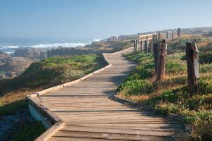 Boardwalk by Dennis Frates