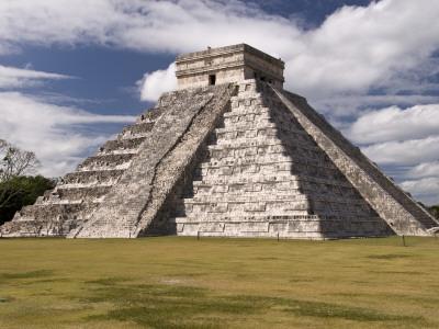El Castillo, Pyramid of Kukulca