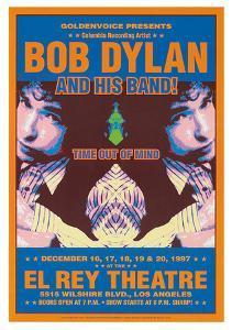 Bob Dylan by Dennis Loren