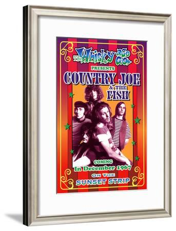Country Joe and the Fish Whisky-A-Go-Go Los Angeles, c.1967