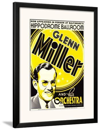 Glenn Miller and His Orchestra at the Hippodrome Theatre, Baltimore, Maryland