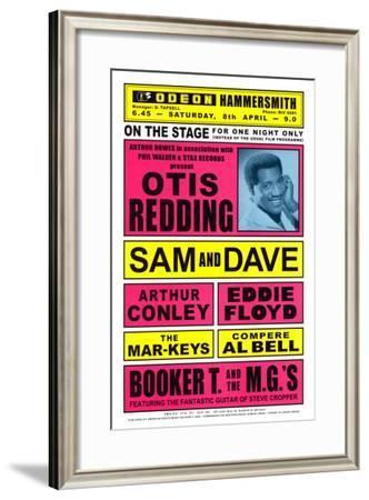 Otis Redding in Concert, 1967