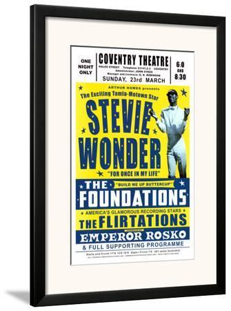 Stevie Wonder in Concert, 1969