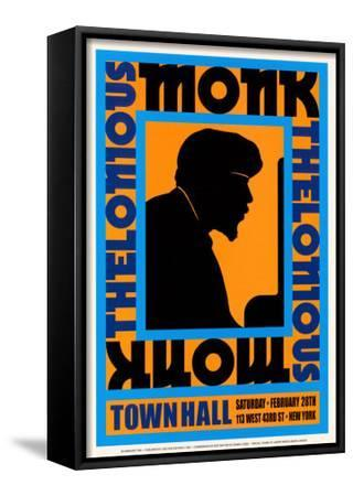 Thelonius Monk at Town Hall, New York City, 1959